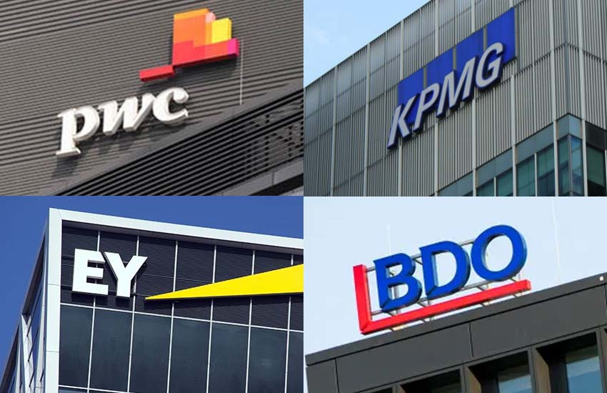 PwC, KPMG, EY, BDO reveal ASIC's audit findings