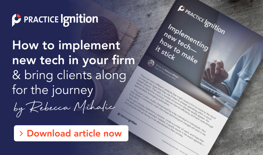 Download full article – Implementing new tech